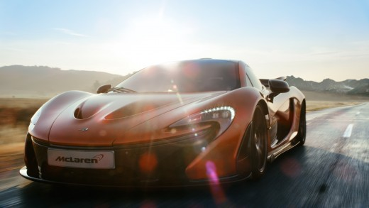 Driving a McLaren! How do they do it?