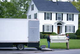 Hiring the professional movers will facilitate the house relocation process