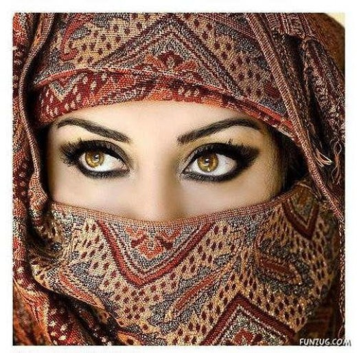 Middle-Eastern Woman