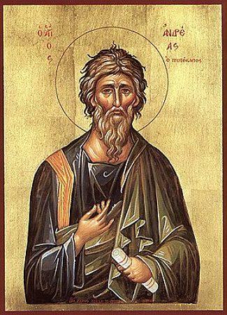 St. Andrew - Orthodox Iconography