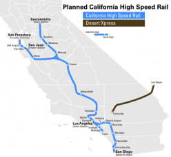 High Speed Trains in America [F2 653]