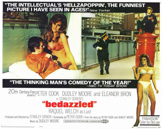 Bedazzled (1967) — Giving the devil his due