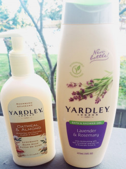 Luxury bath products for under $10: Yardley