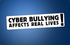 How to deal with cyber bullying