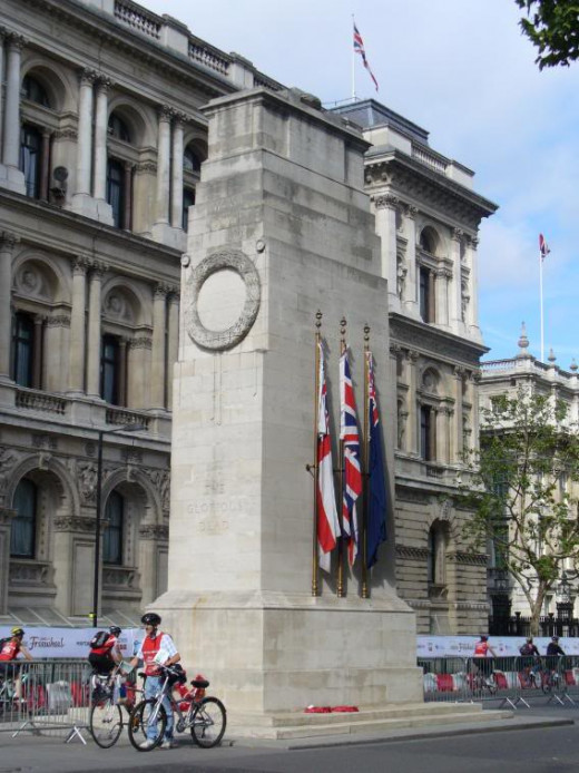 Cenotaph - London.