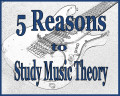 5 Reasons to Study Music Theory for Guitar