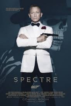 "Movie Review: James Bond's ""Spectre"""