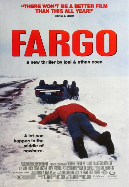 """Poster for """"Fargo"""""""