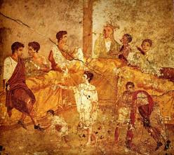 Ancient Roman Toga