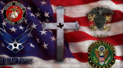 Commander-in-Chief Censors Christian Soldiers