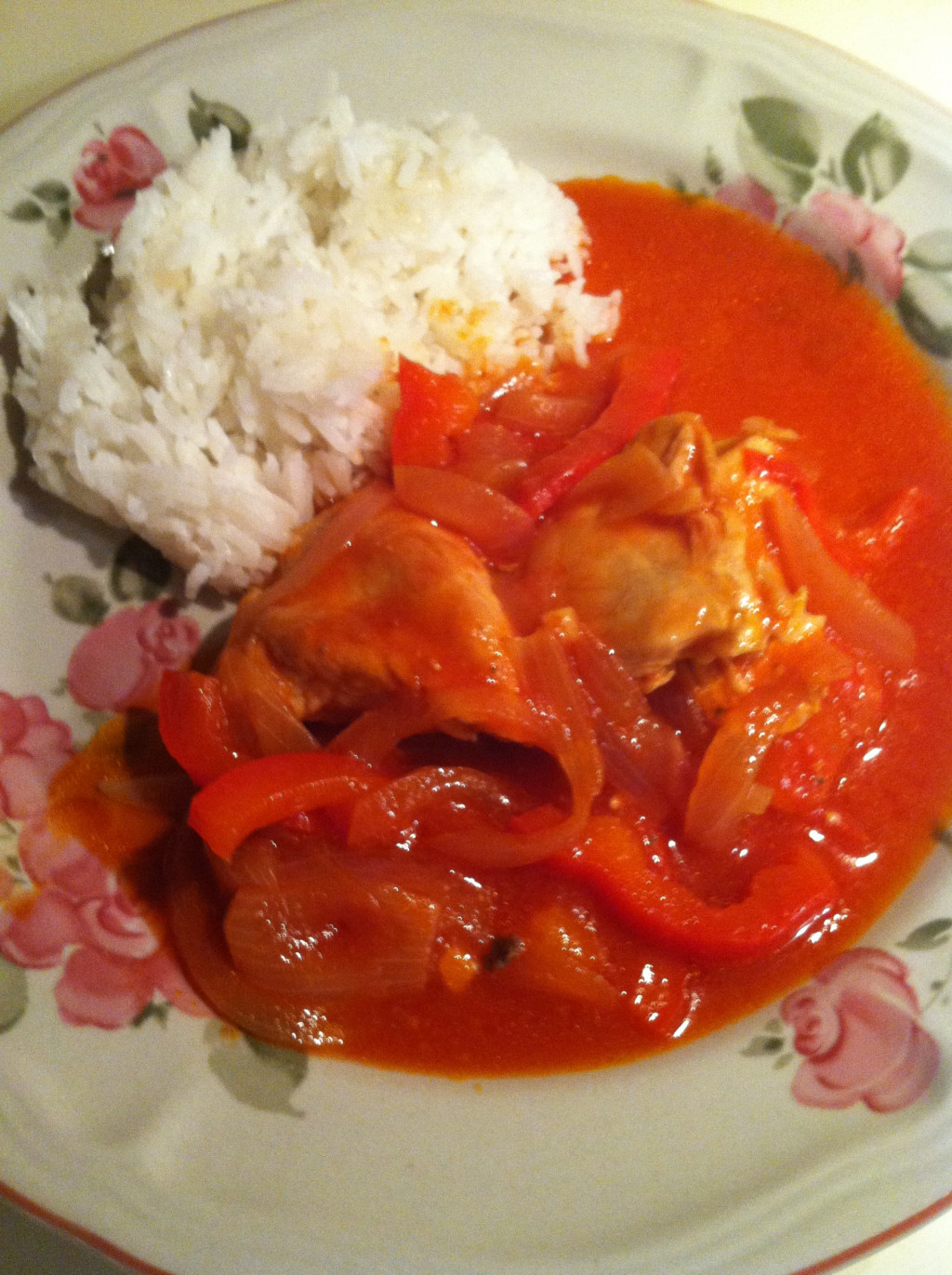 How to make quick and easy peruvian chicken escabeche de for Cuisine quick