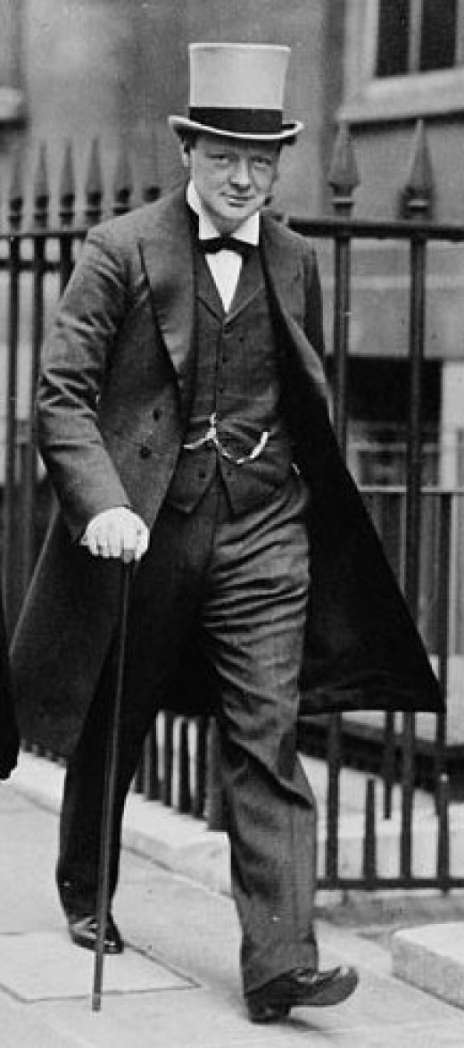 Windsor Churchill- First Lord of the Admiralty 1912