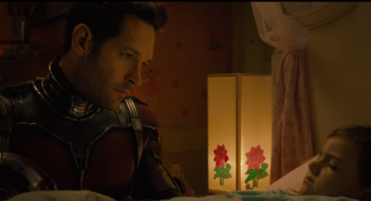 The subplot involving Scott trying to do right by his daughter slowed the picture down too much