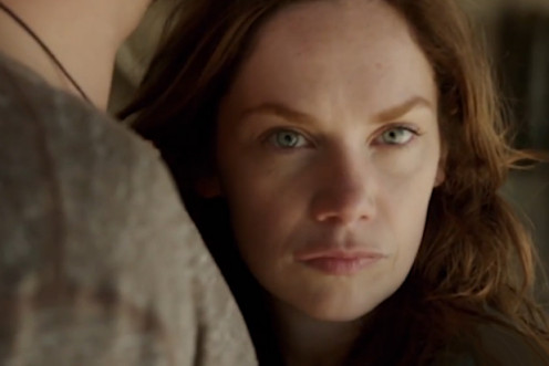 "Ruth Wilson as ""Alison Bailey"""