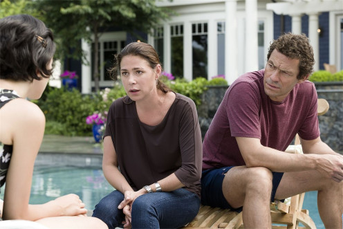 Helen and Noah Solloway played by Maura Tierney and Dominic West