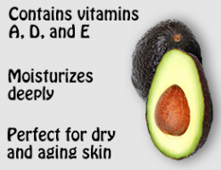DIY Avocado & Banana Face Mask for an Acne-Free Complexion