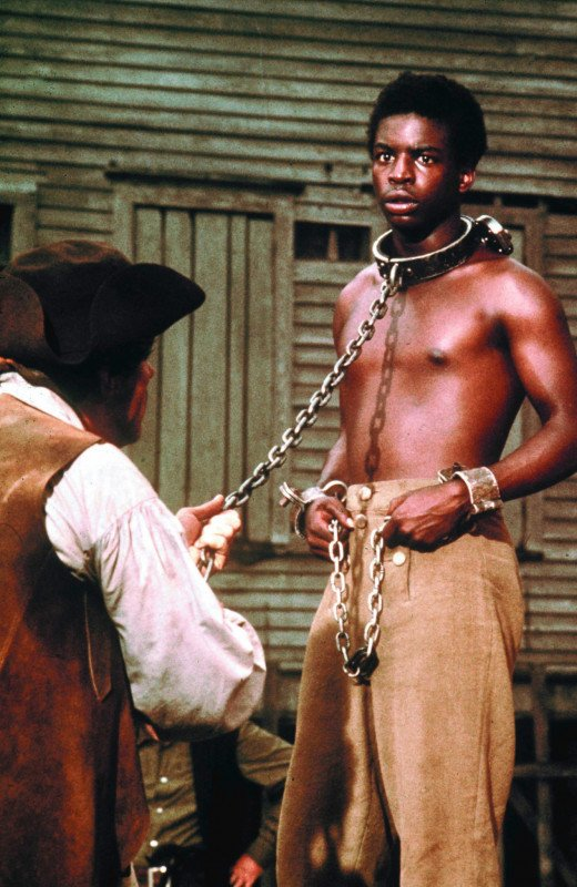 "From the TV Mini-Series ""Roots"" (1977), by Alex Haley. ""Roots: The Saga of an American Family"". Showed American TV viewers what ""Good People""  have had to endure."