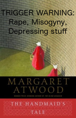 Classic dystopian novel has nothing on the power of trigger warnings!