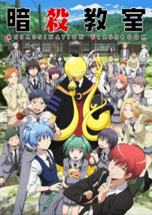 Ansatsu Kyoushitsu Season 2