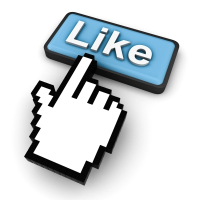 """""""Like Button Concept"""" by Master isolated images courtesy of 'freedigitalphotos.net'"""
