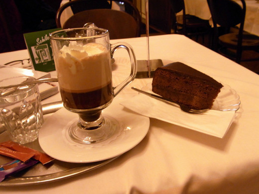 Vienna Coffee