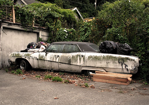 Why not think about donating that old car to charity instead of hauling it off to the junk yard?