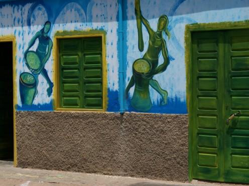 A cafe in Palmeira, Sal