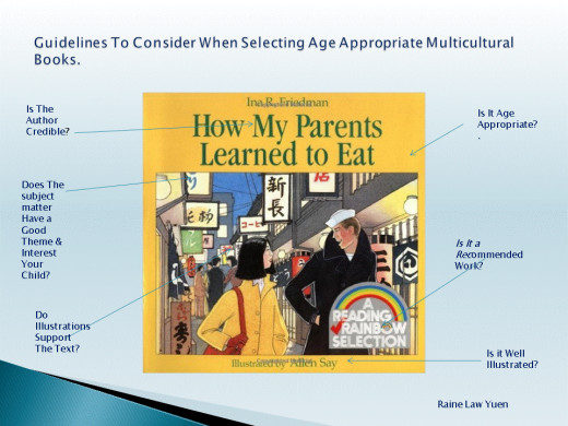 Guidelines To Consider When Selecting Multicultural Age Appropriate Books.