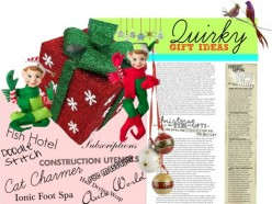 Uncommon and Unusual Gift Ideas