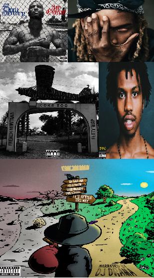 Hip Hop albums