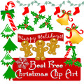 Best Free Christmas Clip Art