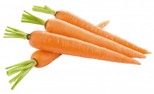 Carrots for eczema