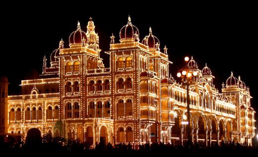 Mysore Palace Festival
