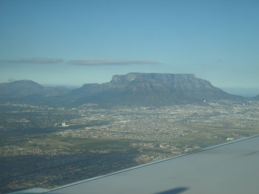 Cape Town, South Africa# Table Mountain