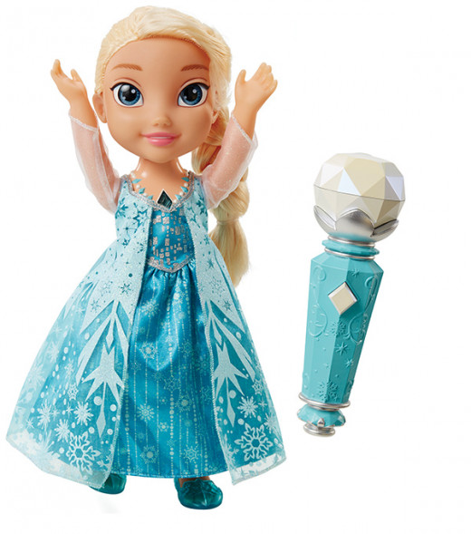 Disney Frozen Sing Along Elsa
