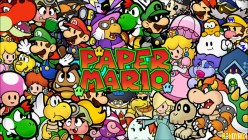 Video Game Reviews: Paper Mario and Paper Mario Thousand Year Door