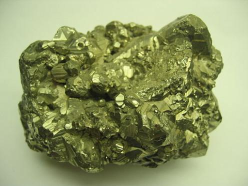 Iron Pyrite: Fool's Gold