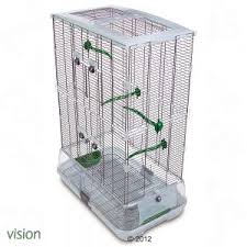 The Hagen double-high Vision Cage