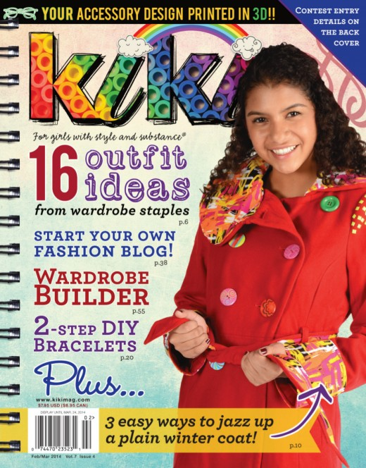 Kiki Magazine -- Books for Reluctant Readers: Girls Who Don't Like to Read