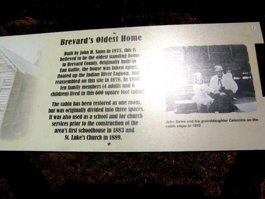 Brevard's Oldest Home