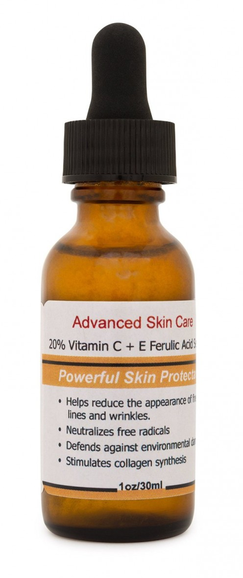 Advanced Skin Care: Vitamin C Serum