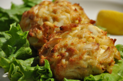 make your own crab cakes using these recipes. You will not be disappointed.