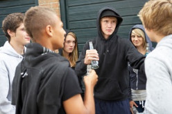 Can a gang of teen drop-out's really do anything positive for society?