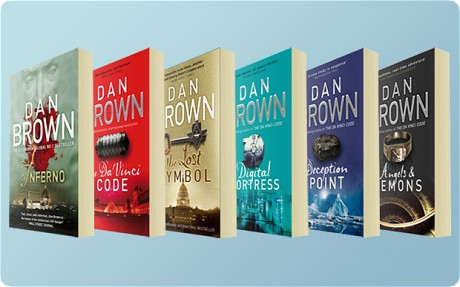 Dan Brown's Ever Popular Books