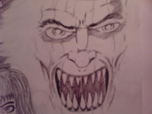 A quick demon sketch.