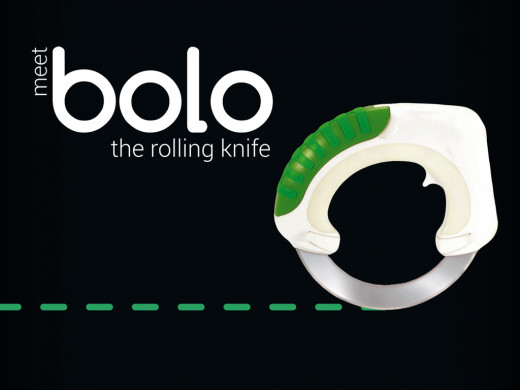 bolo: The rolling knife