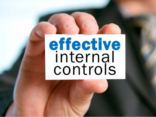 Effective Internal Controls