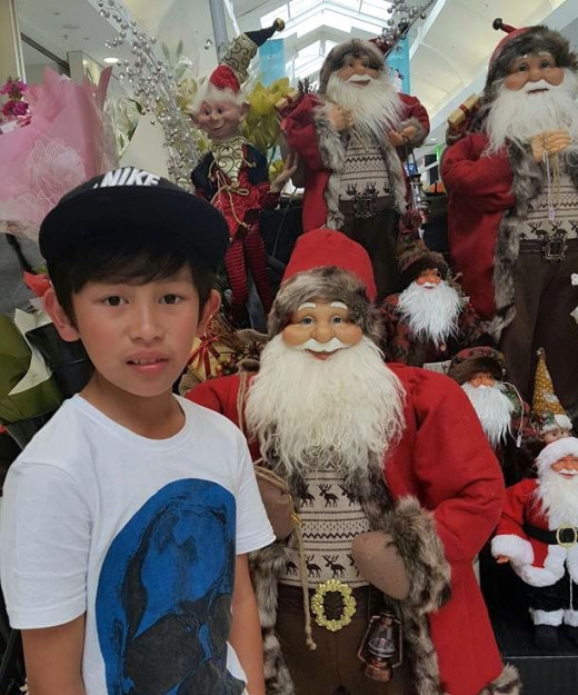 Christmas for Little Boys