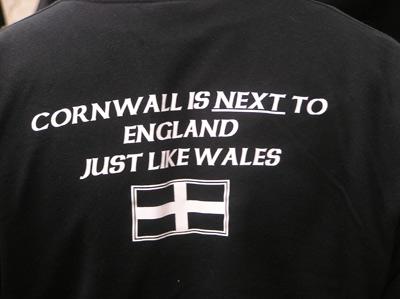 Present Cornish sentiment