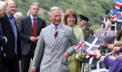Prince Charles, current Duke of Cornwall.